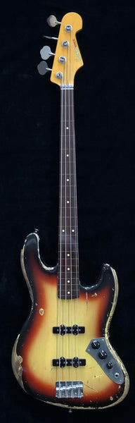 Homer T JP Jurassic Fretless (Serial #079) - Harbor Music