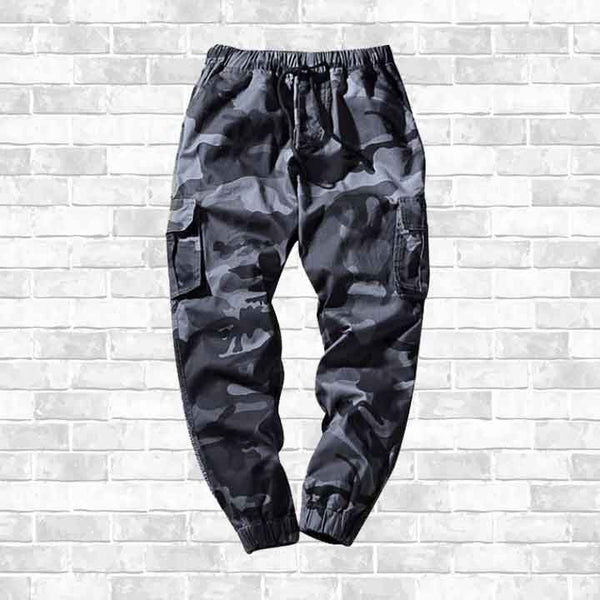 """CAMOUFLAGE CITY"" PANTS"