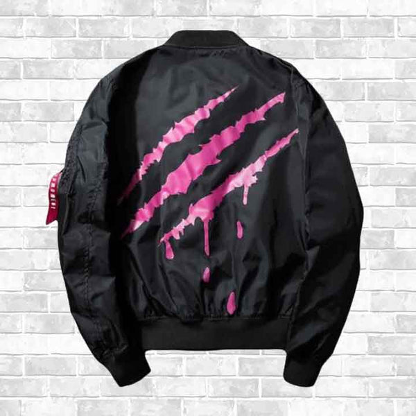 """SAVAGERY"" JACKET"