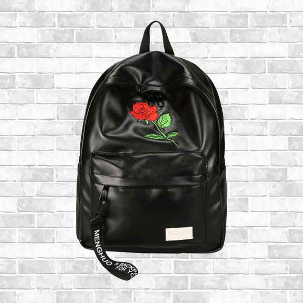 """BLACK LOVE"" BACKPACK"