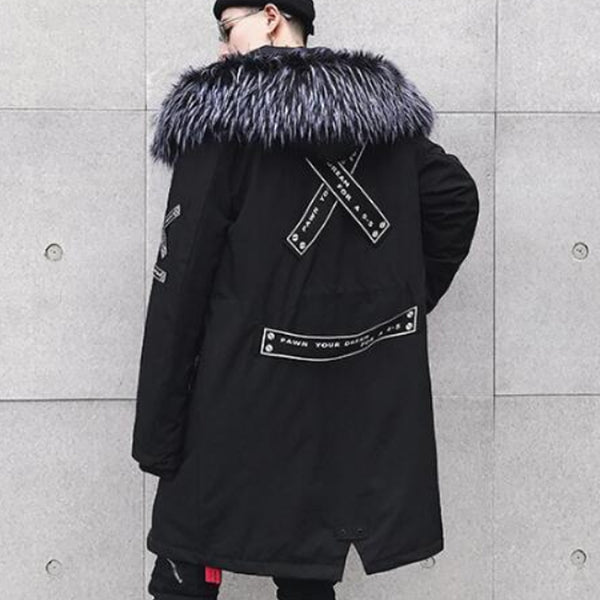 """PAWN YOUR DREAM"" WINTER JACKET"
