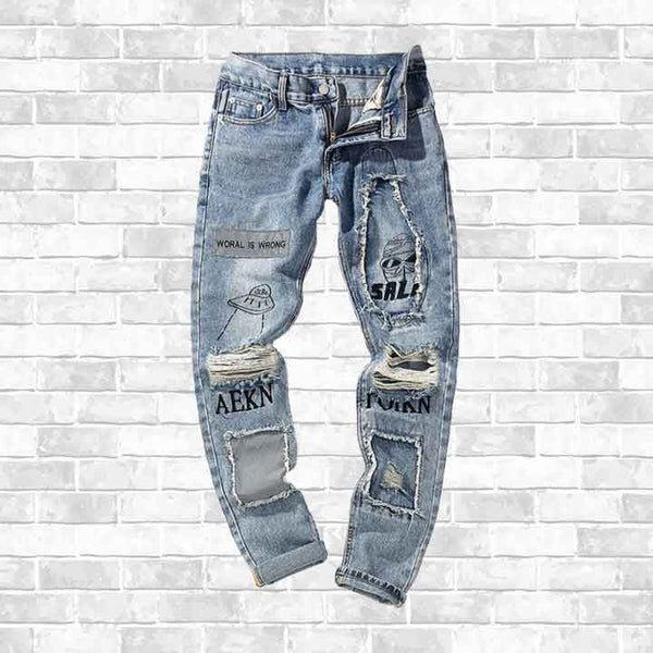"""SALL"" JEANS"