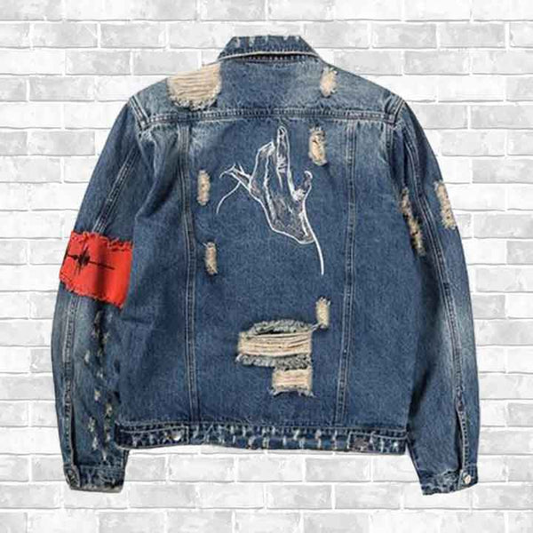 """COWBOY"" DENIM JACKET"