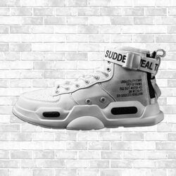 """URBAN WINNER"" SNEAKERS"