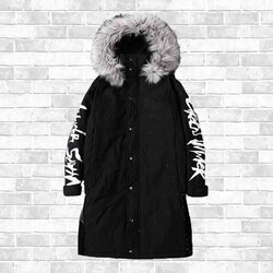 """NIGHT WALKER"" WINTER JACKET"