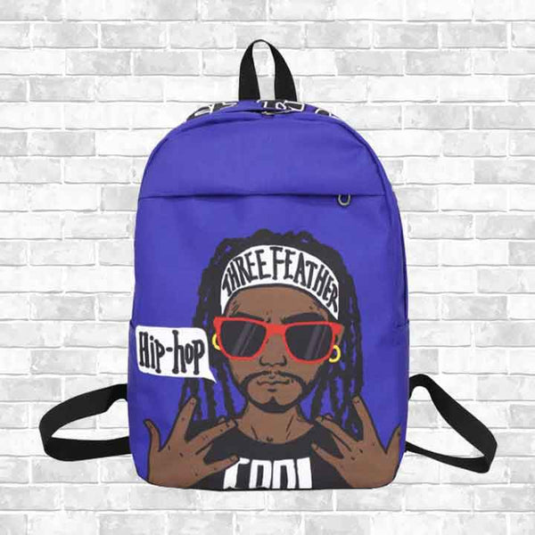 """HIP HOP"" BACKPACK"