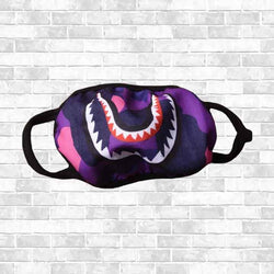 """MOUTH FACE"" MASK"