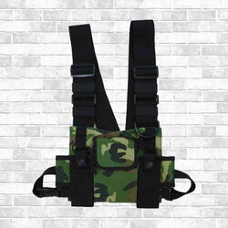 """TACTICAL"" CHEST BAG"
