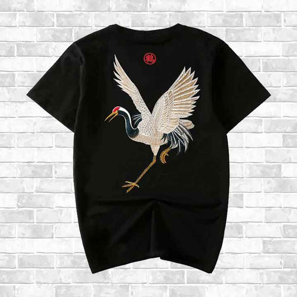 """FASHION CRANE"" T-SHIRT"