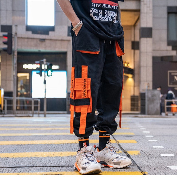 """ORANGE STYLE"" PANTS"
