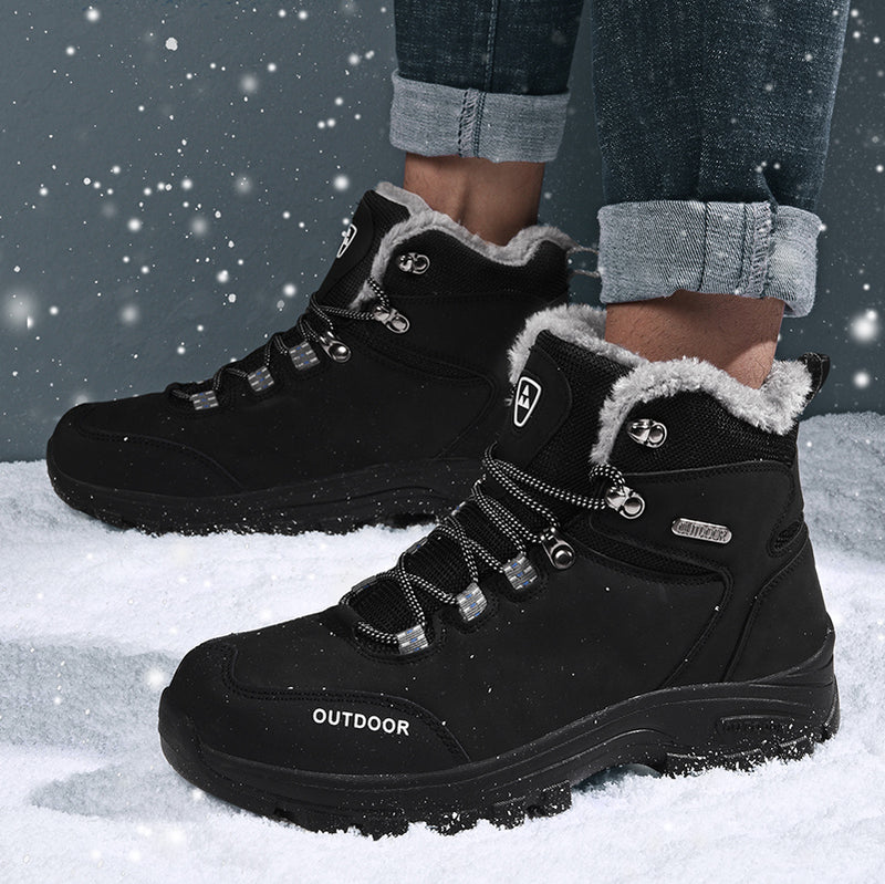 """SNOW HUNTER"" WINTER SHOES"