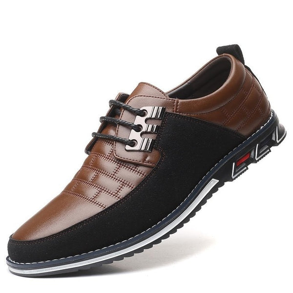 """BUSINESS CLASS"" LEATHER SHOES"