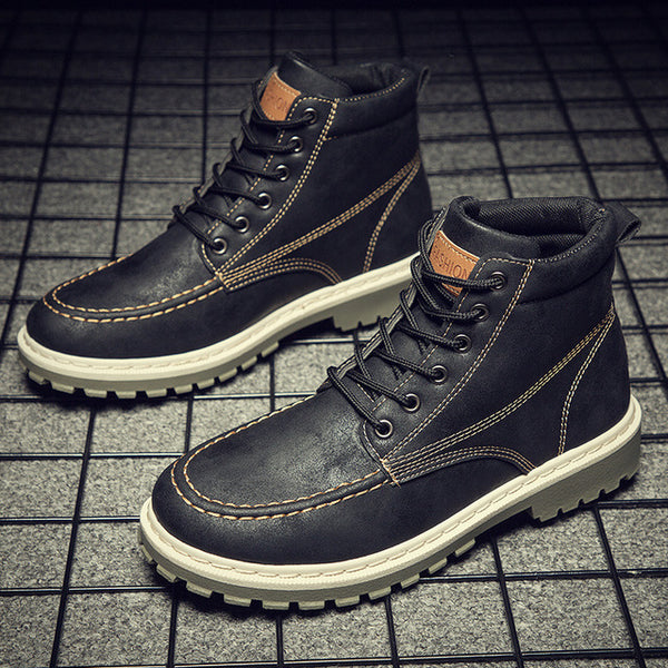 """RETRO STYLE"" WINTER SHOES"