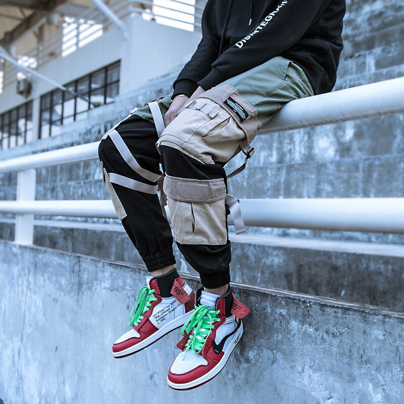 """MULTI POCKET"" PANTS"