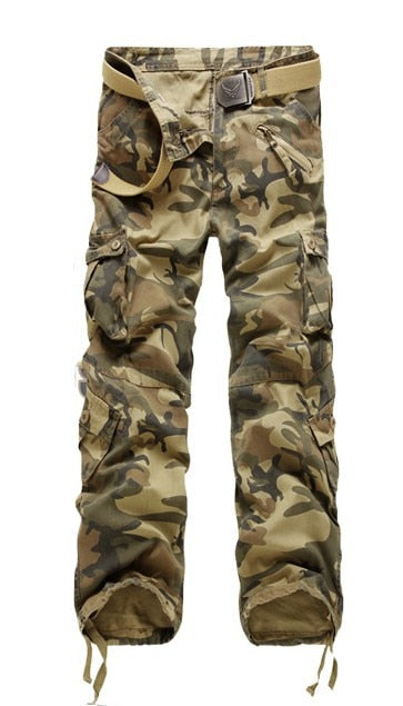 """STREET POWER"" PANTS"