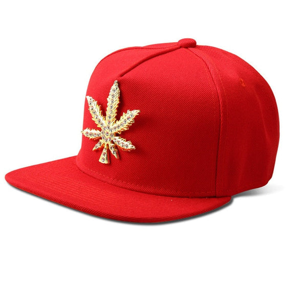"""HEMP LEAF"" CAP"