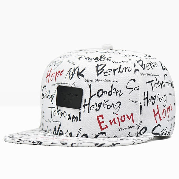 """FASHION CITY"" CAP"