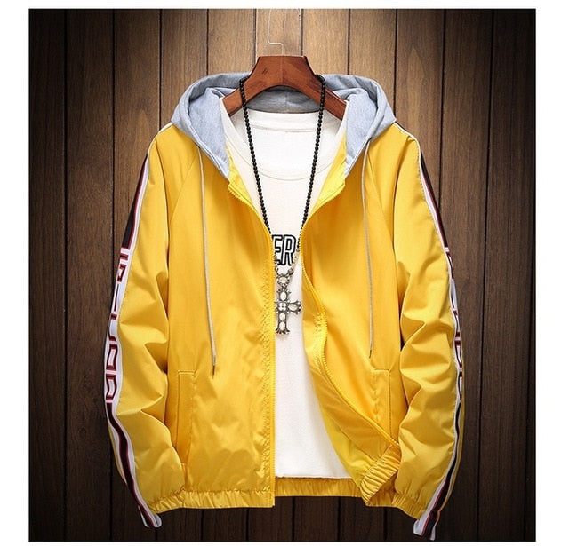 """HIP HOP TREND"" JACKET"