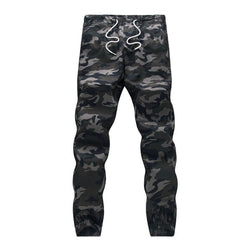 """CAMO FIGHTER"" PANTS"