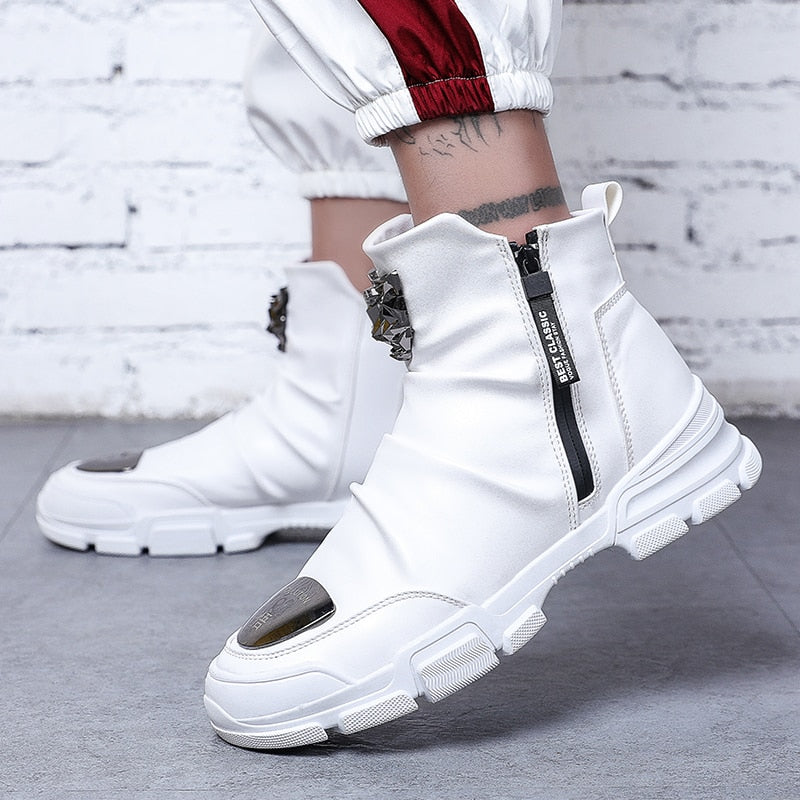 """MOTORCYCLE"" SHOES"