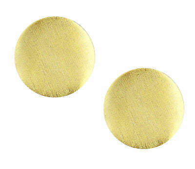 Gold Jacky Stud Earrings-Sheila Fajl