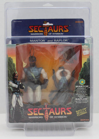 Silverhawks Style Zoloworld Protective Action Figure Case (Bulk pricing available)