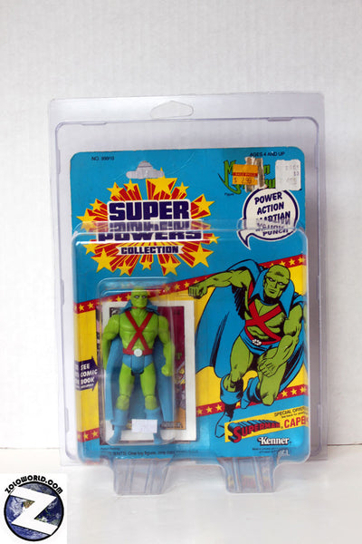 Superpowers Style Zoloworld Protective Action Figure Case (Bulk pricing available)