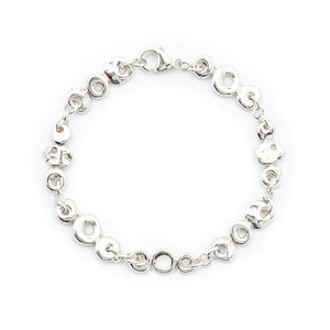 Triple Trios Bracelet - Johanna Brierley Jewellery Design