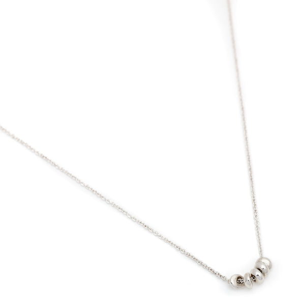 Five Dot Necklace