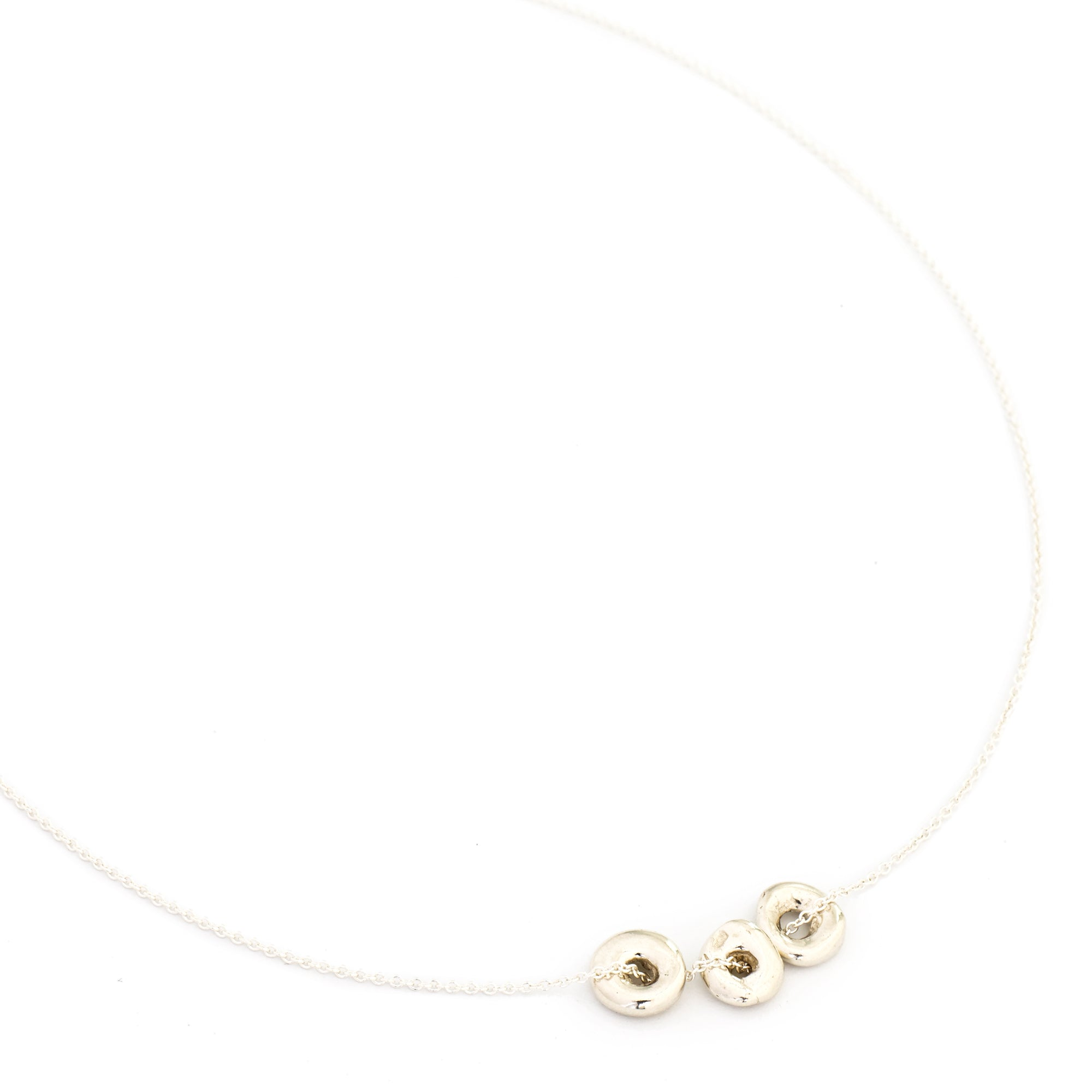 Three Babies Necklace - Johanna Brierley Jewellery Design