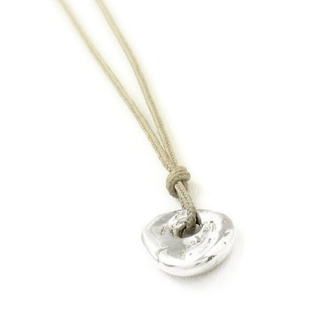 Wiggle Cord Necklace - Johanna Brierley Jewellery Design