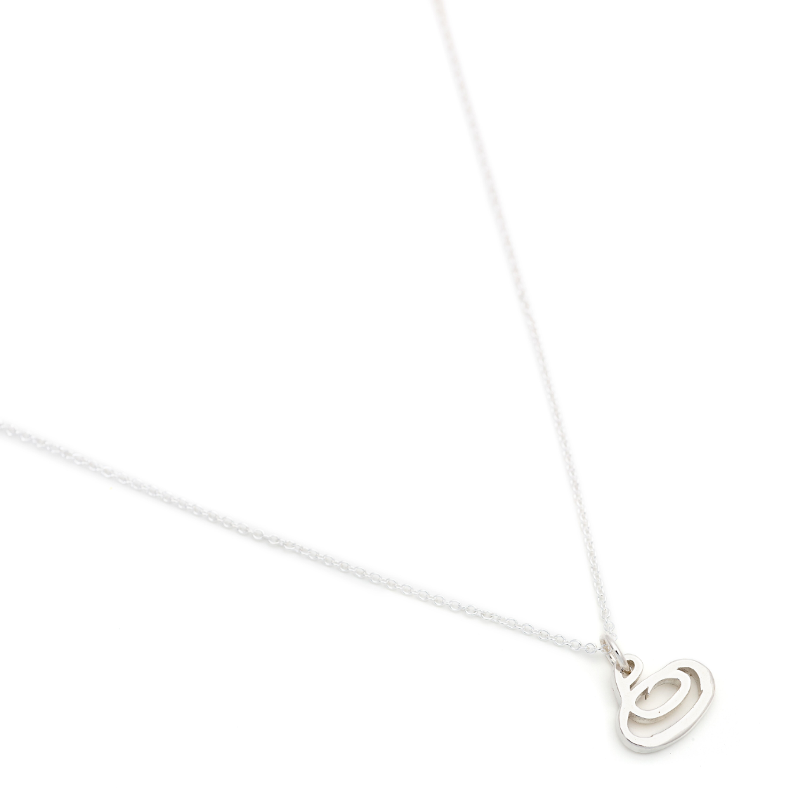 Curling Rock Necklace - Johanna Brierley Jewellery Design