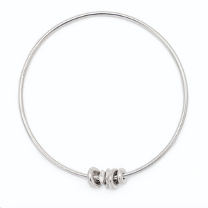 Five Littles Bangle - Johanna Brierley Jewellery Design