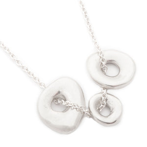 Triple Sea Necklace - Johanna Brierley Jewellery Design