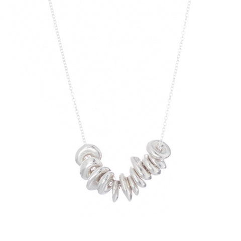 Twelve Lucks Necklace - Johanna Brierley Jewellery Design