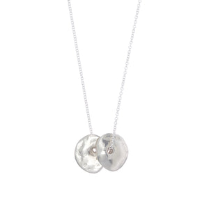 Twice Necklace - Johanna Brierley Jewellery Design