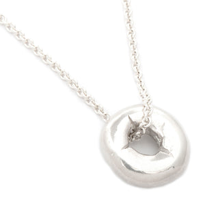 Compass Necklace - Johanna Brierley Jewellery Design