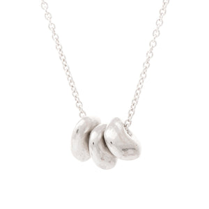 Triple Felix Necklace - Johanna Brierley Jewellery Design