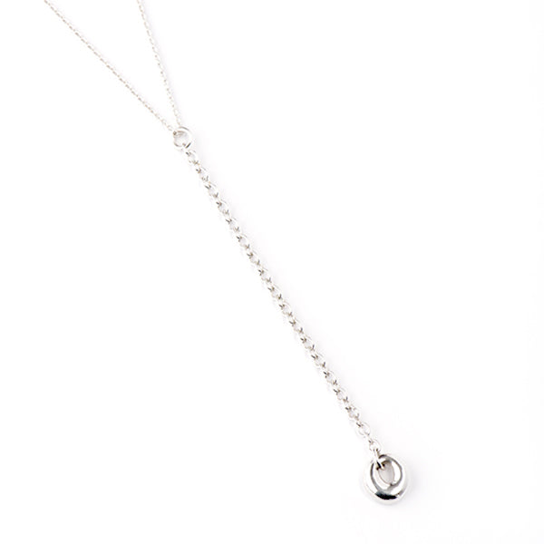 Drip Drop Lariat Necklace - Johanna Brierley Jewellery Design