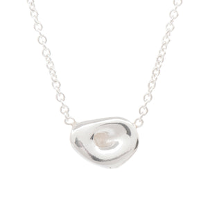 Tunnel Necklace - Johanna Brierley Jewellery Design