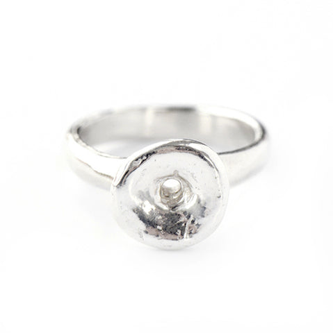 Bezel Ring - Johanna Brierley Jewellery Design