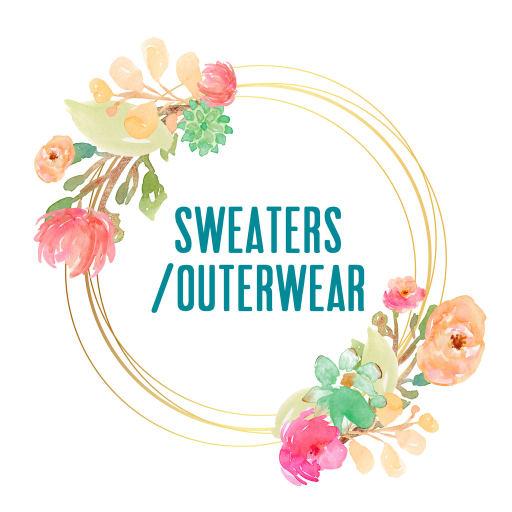 Sweaters/Outerwear