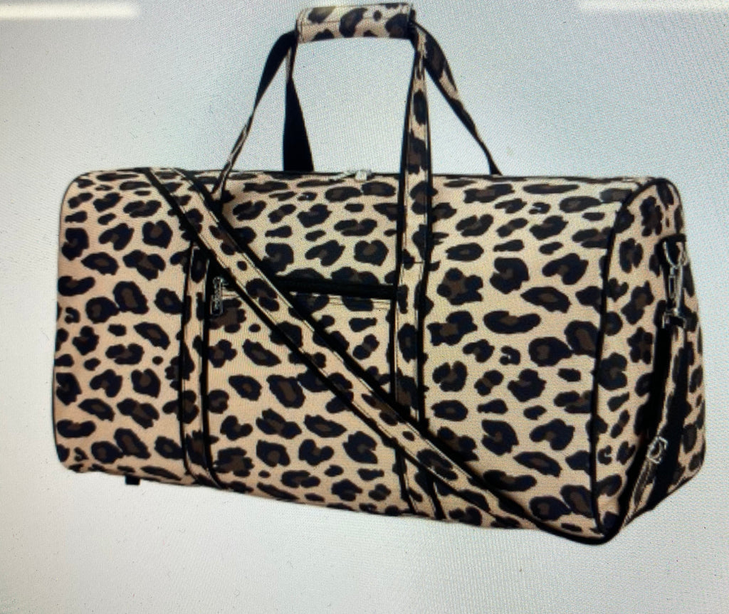 wild side duffle bag