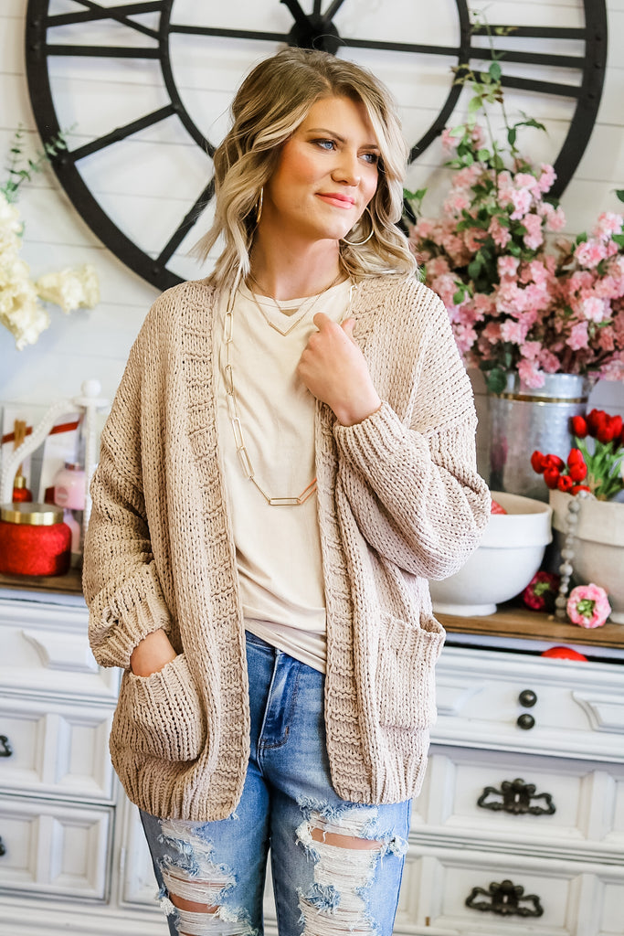 Spencer Spring Cardigan