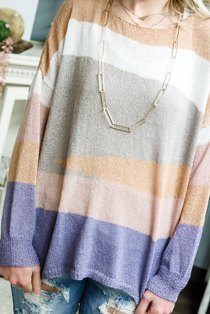 Grace Spring Sweater