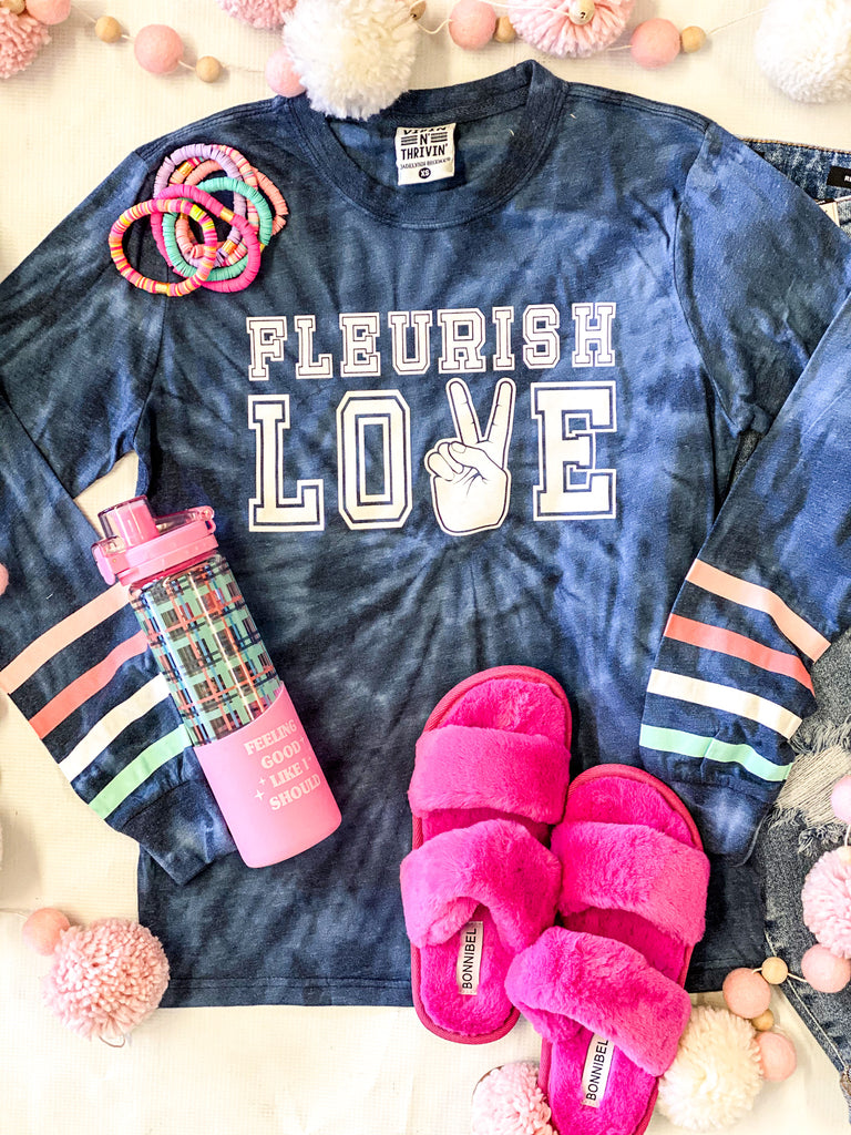 Fleurish Love Tee