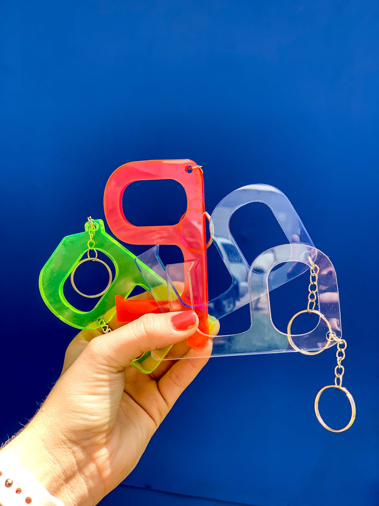 Hands Free Key Ring