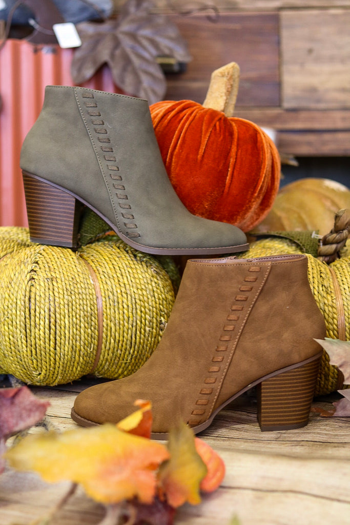 Stitch it Up Booties