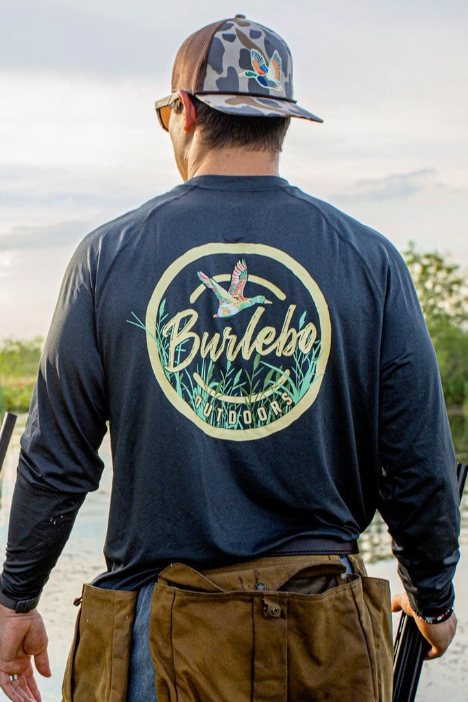 Burlebo Outdoor Duck-Sun Tee