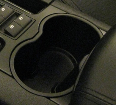Holden VE Black Cupholder